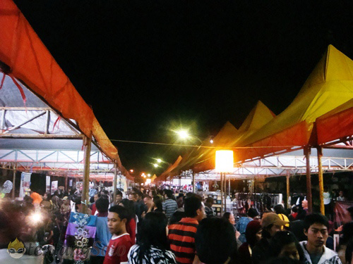 Night Market Ngarsopuro